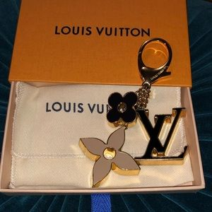 Louis Vuitton Fleur De Monogram Bag Charm